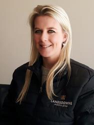 Lauren Penny, estate agent