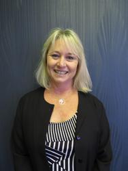 Joanne Thompson, estate agent