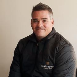 Ben Thomas, estate agent